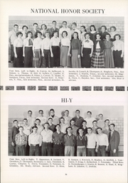 Page 40, 1955 Edition, Southeast High School - Pirates Log Yearbook (Ravenna, OH) online yearbook collection