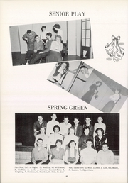Page 44, 1955 Edition, Southeast High School - Pirates Log Yearbook (Ravenna, OH) online yearbook collection