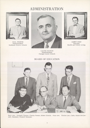 Page 8, 1955 Edition, Southeast High School - Pirates Log Yearbook (Ravenna, OH) online yearbook collection