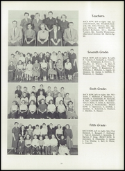Page 83, 1956 Edition, Southeast High School - Pirates Log Yearbook (Ravenna, OH) online yearbook collection