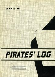 Southeast High School - Pirates Log Yearbook (Ravenna, OH) online yearbook collection, 1958 Edition, Page 1