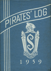 Southeast High School - Pirates Log Yearbook (Ravenna, OH) online yearbook collection, 1959 Edition, Page 1