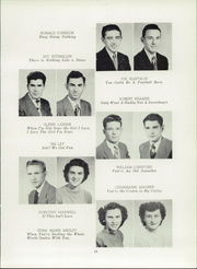 Page 17, 1950 Edition, Canton South High School - Moderian Yearbook (Canton, OH) online yearbook collection