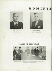 Page 6, 1950 Edition, Canton South High School - Moderian Yearbook (Canton, OH) online yearbook collection