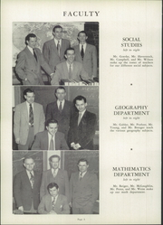 Page 12, 1952 Edition, Canton South High School - Moderian Yearbook (Canton, OH) online yearbook collection