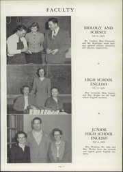 Page 13, 1952 Edition, Canton South High School - Moderian Yearbook (Canton, OH) online yearbook collection