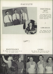 Page 14, 1952 Edition, Canton South High School - Moderian Yearbook (Canton, OH) online yearbook collection