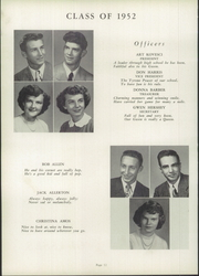 Page 16, 1952 Edition, Canton South High School - Moderian Yearbook (Canton, OH) online yearbook collection
