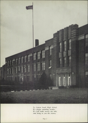 Page 6, 1952 Edition, Canton South High School - Moderian Yearbook (Canton, OH) online yearbook collection