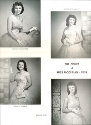 Page 12, 1959 Edition, Canton South High School - Moderian Yearbook (Canton, OH) online yearbook collection