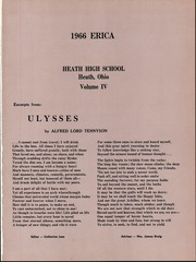 Page 5, 1966 Edition, Heath High School - Erica Yearbook (Heath, OH) online yearbook collection