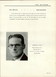 Page 13, 1946 Edition, Utica High School - Builder Yearbook (Utica, OH) online yearbook collection