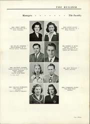 Page 15, 1946 Edition, Utica High School - Builder Yearbook (Utica, OH) online yearbook collection