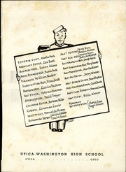 Page 5, 1946 Edition, Utica High School - Builder Yearbook (Utica, OH) online yearbook collection