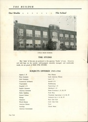 Page 8, 1946 Edition, Utica High School - Builder Yearbook (Utica, OH) online yearbook collection