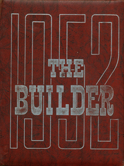 Utica High School - Builder Yearbook (Utica, OH) online yearbook collection, 1952 Edition, Page 1