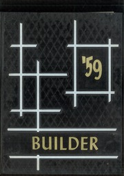 Page 1, 1959 Edition, Utica High School - Builder Yearbook (Utica, OH) online yearbook collection