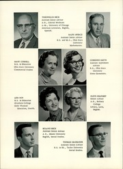 Page 12, 1959 Edition, Utica High School - Builder Yearbook (Utica, OH) online yearbook collection
