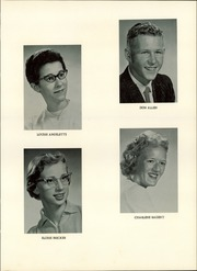 Page 17, 1959 Edition, Utica High School - Builder Yearbook (Utica, OH) online yearbook collection