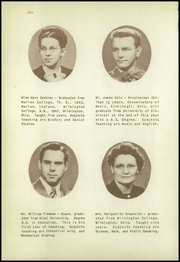 Page 10, 1948 Edition, Little Miami High School - Crystal Yearbook (Morrow, OH) online yearbook collection