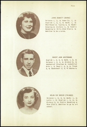Page 13, 1948 Edition, Little Miami High School - Crystal Yearbook (Morrow, OH) online yearbook collection