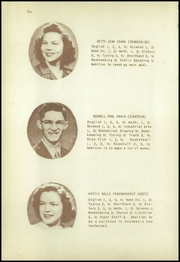 Page 14, 1948 Edition, Little Miami High School - Crystal Yearbook (Morrow, OH) online yearbook collection
