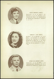Page 16, 1948 Edition, Little Miami High School - Crystal Yearbook (Morrow, OH) online yearbook collection