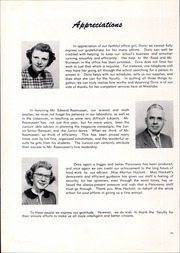 Page 10, 1952 Edition, Westlake High School - Panorama Yearbook (Westlake, OH) online yearbook collection