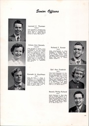Page 14, 1952 Edition, Westlake High School - Panorama Yearbook (Westlake, OH) online yearbook collection