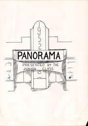 Page 7, 1952 Edition, Westlake High School - Panorama Yearbook (Westlake, OH) online yearbook collection