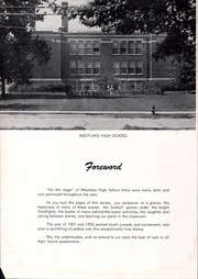 Page 8, 1952 Edition, Westlake High School - Panorama Yearbook (Westlake, OH) online yearbook collection