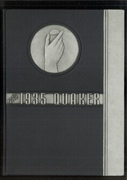 1935 Edition, Salem High School - Quaker Yearbook (Salem, OH)