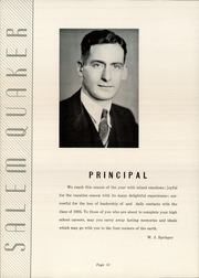 Page 14, 1935 Edition, Salem High School - Quaker Yearbook (Salem, OH) online yearbook collection