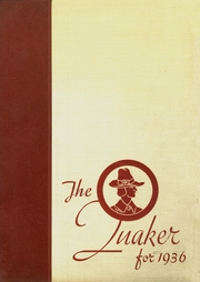 Page 1, 1936 Edition, Salem High School - Quaker Yearbook (Salem, OH) online yearbook collection