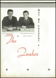 Page 6, 1936 Edition, Salem High School - Quaker Yearbook (Salem, OH) online yearbook collection