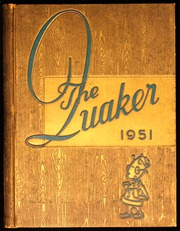 1951 Edition, Salem High School - Quaker Yearbook (Salem, OH)