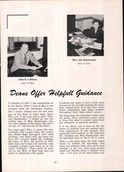 Page 15, 1951 Edition, Salem High School - Quaker Yearbook (Salem, OH) online yearbook collection