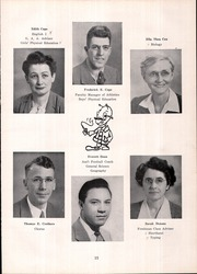 Page 17, 1951 Edition, Salem High School - Quaker Yearbook (Salem, OH) online yearbook collection