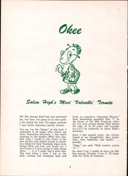 Page 6, 1951 Edition, Salem High School - Quaker Yearbook (Salem, OH) online yearbook collection