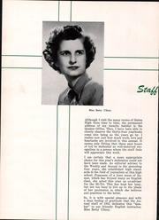 Page 8, 1951 Edition, Salem High School - Quaker Yearbook (Salem, OH) online yearbook collection