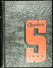 1952 Edition, Salem High School - Quaker Yearbook (Salem, OH)