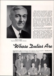Page 12, 1953 Edition, Salem High School - Quaker Yearbook (Salem, OH) online yearbook collection
