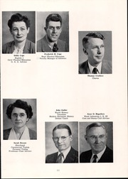 Page 15, 1953 Edition, Salem High School - Quaker Yearbook (Salem, OH) online yearbook collection