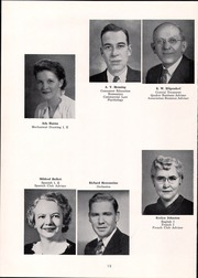 Page 16, 1953 Edition, Salem High School - Quaker Yearbook (Salem, OH) online yearbook collection
