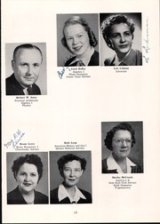 Page 17, 1953 Edition, Salem High School - Quaker Yearbook (Salem, OH) online yearbook collection