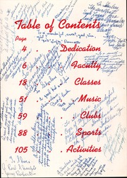 Page 7, 1953 Edition, Salem High School - Quaker Yearbook (Salem, OH) online yearbook collection