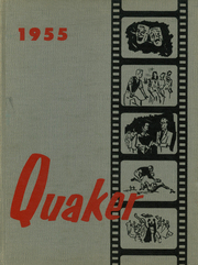 1955 Edition, Salem High School - Quaker Yearbook (Salem, OH)
