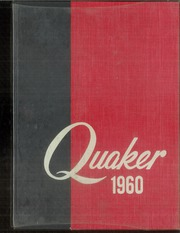 1960 Edition, Salem High School - Quaker Yearbook (Salem, OH)