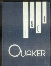 1961 Edition, Salem High School - Quaker Yearbook (Salem, OH)
