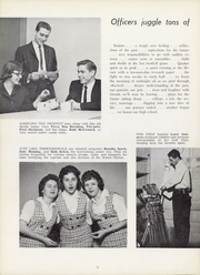 Page 12, 1961 Edition, Salem High School - Quaker Yearbook (Salem, OH) online yearbook collection